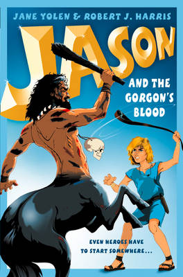 Jason and the Gorgon's blood