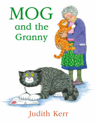 Mog and the Granny | TheBookSeekers