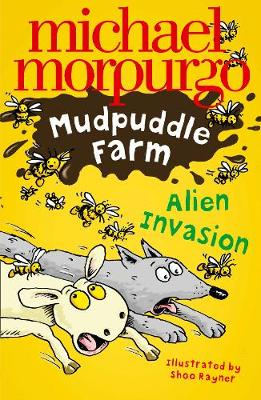 Alien Invasion! Martians at Mudpuddle Farm and Mum's the Word