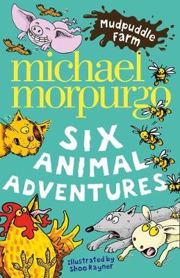Mudpuddle farm : six animal adventures