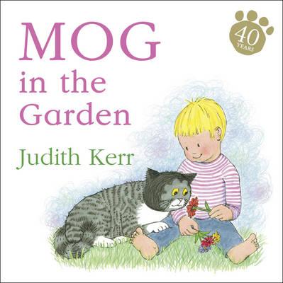 Mog in the garden | TheBookSeekers