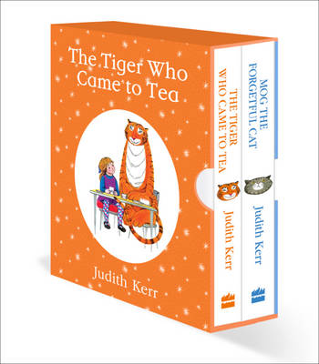 The tiger who came to tea ; Mog the forgetful cat