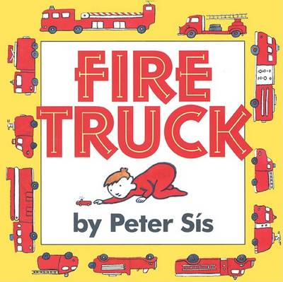 Fire Truck Board Book