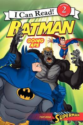 Batman: Going Ape