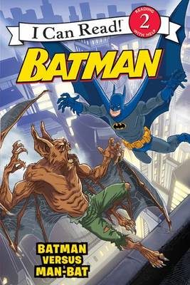 Batman Versus Man-Bat