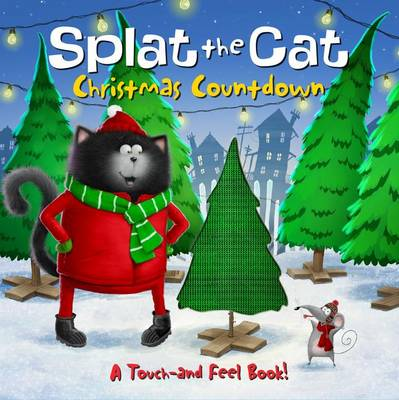 Splat the Cat: Christmas Countdown | TheBookSeekers