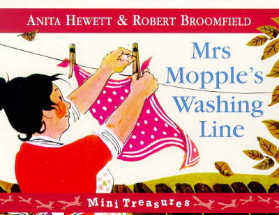 Mrs Mopple's washing line