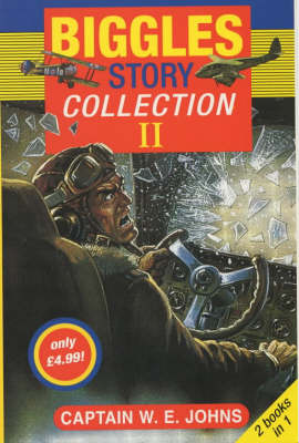 Biggles story collection II