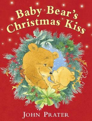 Baby Bear's Christmas kiss