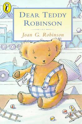 Dear Teddy Robinson | TheBookSeekers