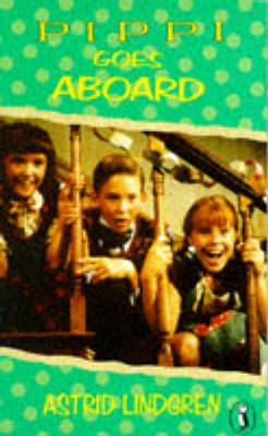 Pippi goes abroad [i.e.aboard] | TheBookSeekers