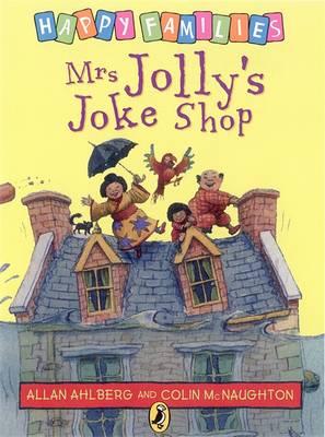 Mrs Jolly's joke shop.