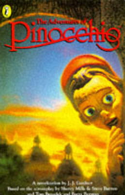 The adventures of Pinocchio : based on the film | TheBookSeekers