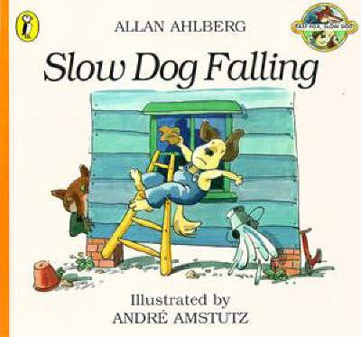Slow dog falling