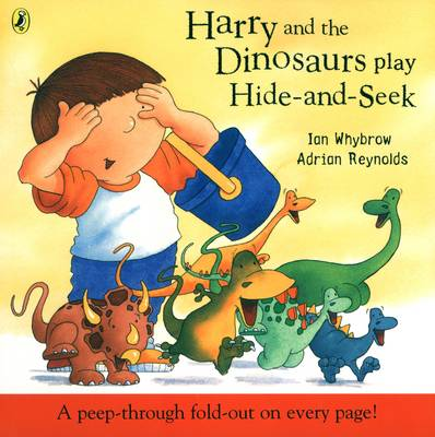 Harry and the Dinosaurs Play Hide-and-seek