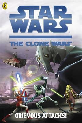 Grievous attacks! | TheBookSeekers
