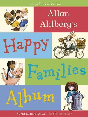 Allan Ahlberg's happy families album