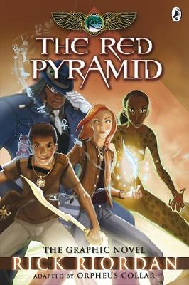The red pyramid : the graphic novel