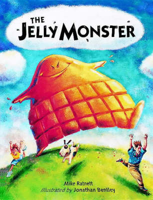The jelly monster