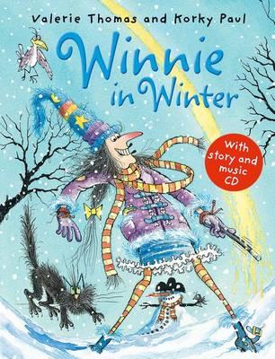 Winnie in winter   TheBookSeekers