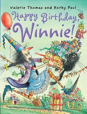 Happy Birthday Winnie | TheBookSeekers