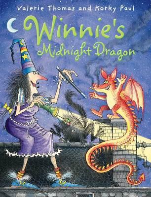 Winnie's midnight dragon