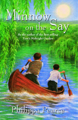 Minnow on the Say   TheBookSeekers