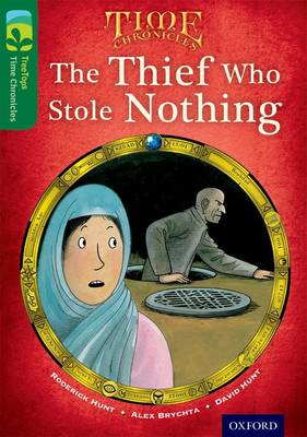 The thief who stole nothing