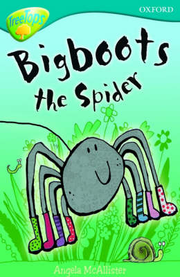 Bigboots the Spider