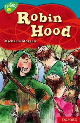 The legend of Robin Hood : a legend from England