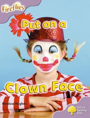 Put on a clown face
