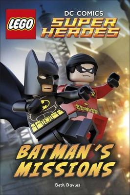Batman's missions.