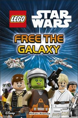 Free the galaxy   TheBookSeekers