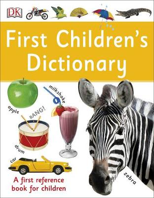 First children's dictionary.