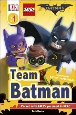 The LEGO Batman movie. | TheBookSeekers
