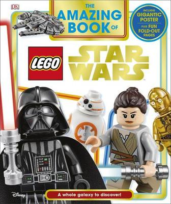 The amazing book of LEGO Star Wars | TheBookSeekers
