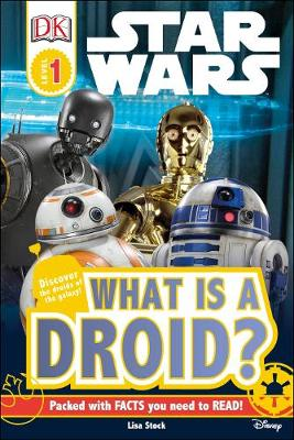 Star Wars : what is a droid?.   TheBookSeekers
