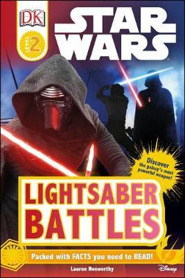 Star Wars : lightsaber battles. | TheBookSeekers