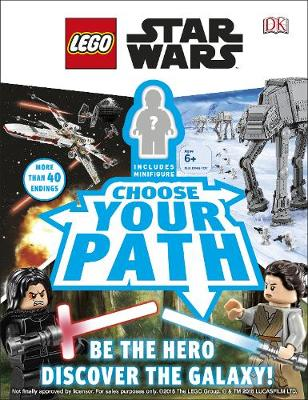 LEGO Star Wars choose your path | TheBookSeekers