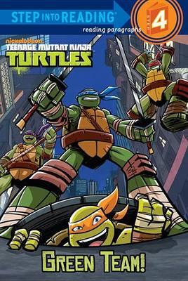 Teenage Mutant Ninja Turtles: Green Team!