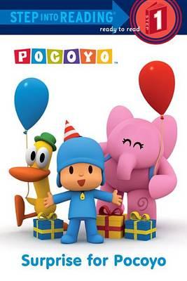 Surprise for Pocoyo