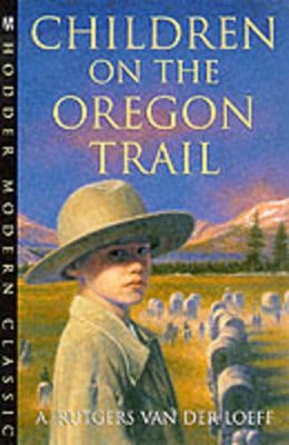Children on the Oregon trail