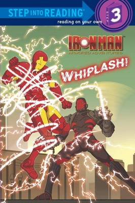 Iron Man Armored Adventures: Whiplash!
