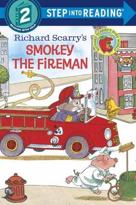 Richard Scarry's Smokey the fireman.
