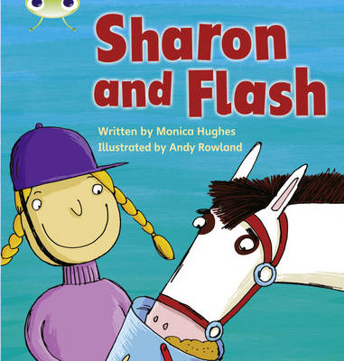 Sharon and Flash: Alphablocks