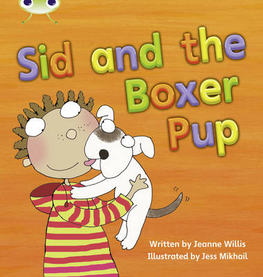 Sid and the Boxer Pup: