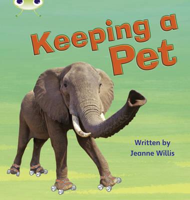 Keeping a pet