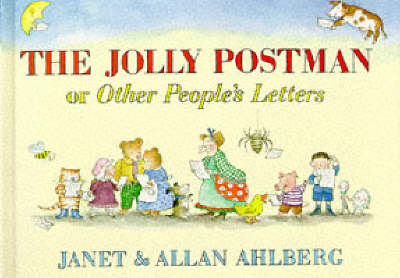 The jolly postman, or, Other people's letters