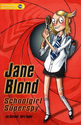 Jane Blond : schoolgirl superspy