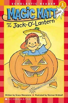 Magic Matt and the Jack O'Lantern